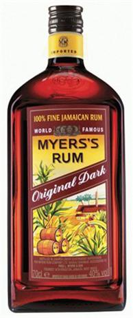 Myers's Rum Original Dark 80@